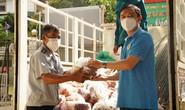 Hỗ trợ công nhân khó khăn vì dịch bệnh