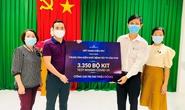 Đất Xanh Miền Tây tặng CDC Cần Thơ 3.350 bộ kit xét nghiệm SARS-CoV-2