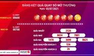 Vé Vietlott trúng độc đắc 53,5 tỉ đồng bán ở Hà Nội