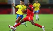 Thua luân lưu, tuyển nữ Brazil dừng bước ở tứ kết Olympic 2020