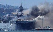 Hải quân Mỹ truy tố thủy thủ đốt tàu chiến tỉ USD