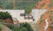 Quảng Nam loại 6 dự án thủy điện chiếm đất rừng