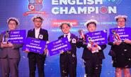 Tranh luận đối kháng nảy lửa tìm kiếm tài năng tiếng Anh