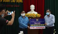 LĐLĐ Quảng Nam ủng hộ Chương trình Vắc-xin cho công nhân 1,25 tỉ đồng