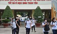 Sở GD-ĐT TP HCM ra dự thảo về độ an toàn khi mở cửa trường học