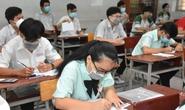 Thi tốt nghiệp THPT: Thí sinh căng thẳng làm bài thi tổ hợp