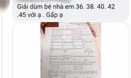 Thi tốt nghiệp THPT: Bộ GD-ĐT lên tiếng về thông tin lộ đề thi môn toán