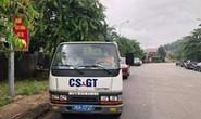 CSGT dùng xe chuyên dụng chở thí sinh về nhà lấy giấy dự thi