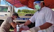 Bình Định: Thêm một địa phương có người dương tính SARS-CoV-2