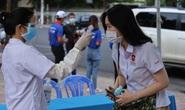 Khánh Hòa: Hai điểm thi tốt nghiệp THPT phải dừng giữa chừng vì Covid-19