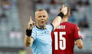 Trọng tài giàu nhất thế giới sẽ điều hành trận chung kết Euro 2020 Anh - Ý