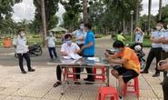 Nhiều người ở TP HCM bị xử phạt vì ra ngoài không có lý do chính đáng