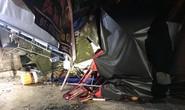 5 người trong gia đình gặp nạn khi rời TP HCM về quê bằng xe ba gác