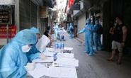 Hà Nội đã lấy 71.385 mẫu xét nghiệm, mới phát hiện 1 mẫu dương tính SARS-CoV-2