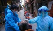 Hà Nội lấy hơn 3 triệu mẫu xét nghiệm SARS-CoV-2 với cả 3 nhóm nguy cơ đỏ, da cam và xanh