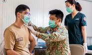 Bệnh viện dã chiến Việt Nam tiêm vắc-xin Covid-19 cho lực lượng mũ nồi xanh quốc tế