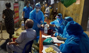 2 nữ nhân viên karaoke và nhiều tiểu thương nhiễm SARS-CoV-2