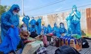 Hàng trăm người dân Đắk Lắk mưu sinh ở Đồng Nai được đón về quê tránh dịch