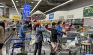 Siêu thị gấp rút tăng nguồn hàng đáp ứng nhu cầu mua sắm tăng cao