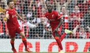 Liverpool dẫn đầu Ngoại hạng Anh sau chiến thắng thứ 2 liên tiếp
