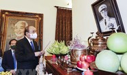 Chủ tịch nước dâng hương tưởng niệm 110 năm Ngày sinh Đại tướng Võ Nguyên Giáp
