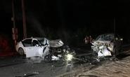 Chánh Văn phòng huyện uỷ cùng 1 người tử vong trong tai nạn thảm khốc