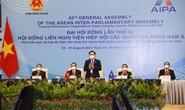 Chủ tịch Quốc hội Vương Đình Huệ tham dự AIPA-42