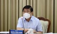 Ông Nguyễn Thành Phong: Tôi rất áy náy khi phải rời TP HCM lúc này