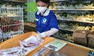 TP HCM: Mới có 4% hộ dân đặt hàng đi chợ hộ