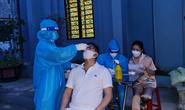 Lấy mẫu xét nghiệm cộng đồng, phát hiện 1 shipper nhiễm SARS-CoV-2