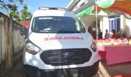 TP HCM: Kiến nghị nhập xe cứu thương đã qua sử dụng phục vụ công tác chống dịch