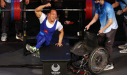 Paralympic Tokyo: Siêu nhân Lê Văn Công giành HCB cử tạ