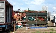 105 tấn nông sản đi tàu hoả vào TP HCM hỗ trợ người dân chống dịch Covid-19