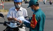 Đà Nẵng: Giả dân quân tự vệ để ra đường trong thời điểm ai ở đâu thì ở đó