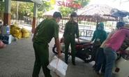 Công an Đà Nẵng tổ chức bán lương thực, thực phẩm giá rẻ cho dân