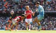 Công cùn thủ kém, Arsenal thua thảm 0-5 trước Man City
