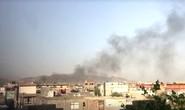 Nổ lớn rung chuyển, Mỹ xử kẻ lái xe bom lao vào sân bay Kabul?