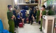 10 mũi cảnh sát đột kích bắt băng nhóm do anh em giang hồ cộm cán ở Thái Bình cầm đầu