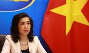 Trung Quốc tập trận tại quần đảo Hoàng Sa là vi phạm chủ quyền của Việt Nam