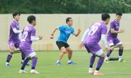 HLV Park Hang-seo vắng mặt trong buổi đầu tập đầu tiên của đội tuyển Việt Nam