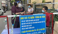 Lãnh đạo MTTQ TP HCM thăm, tặng quà hộ khó khăn trên địa bàn quận Phú Nhuận