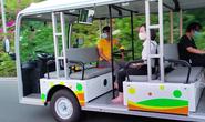 Vingroup thử nghiệm xe điện tự hành cấp độ 4 đầu tiên tại Việt Nam
