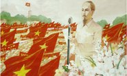 Độc đáo 18 tác phẩm triển lãm Con đường độc lập chào mừng Quốc khánh 2-9