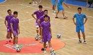 Tuyển futsal Việt Nam hào hứng với điều lệ thi đấu mới
