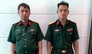 Kiểm tra 1 đại úy tại chốt kiểm dịch, phát hiện kẻ giả danh trung tướng quân đội