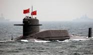 Tàu ngầm Trung Quốc nghi áp sát lãnh hải Nhật Bản