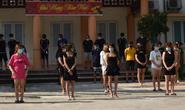 Hàng chục nam nữ mở tiệc thác loạn trong quán karaoke