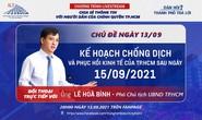 Lãnh đạo TP HCM sẽ đối thoại trực tiếp về kế hoạch chống dịch, phục hồi kinh tế sau 15-9