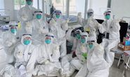 Trao 100.000 suất ăn thảo thơm cơm nhà cho cán bộ y tế tuyến đầu ở các tỉnh phía Nam