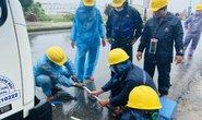 PC Quảng Ngãi: Khẩn trương khắc phục sự cố sau bão số 5